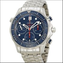 1ab07198a80 Omega Seamaster 300m Diver Co-Axial Chronograph  Ceramic
