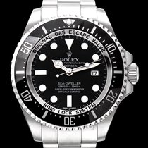 Rolex 116660 Steel Sea-Dweller Deepsea 44mm new United States of America, California, San Mateo