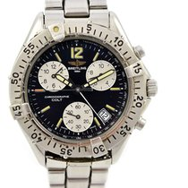 Breitling Colt Chronograph A53035 Quartz Mens Watch