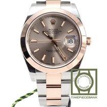 Rolex 126301 Or/Acier 2020 Datejust 41mm nouveau