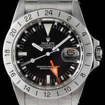 Rolex EXPLORER II 1655 ORANGE HAND 1979