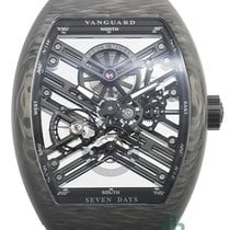 Franck Muller Carbon Manual winding Vanguard