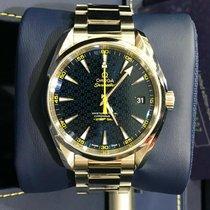 Omega Seamaster AquaTerra James Bond 007 Spectre Limited Edition