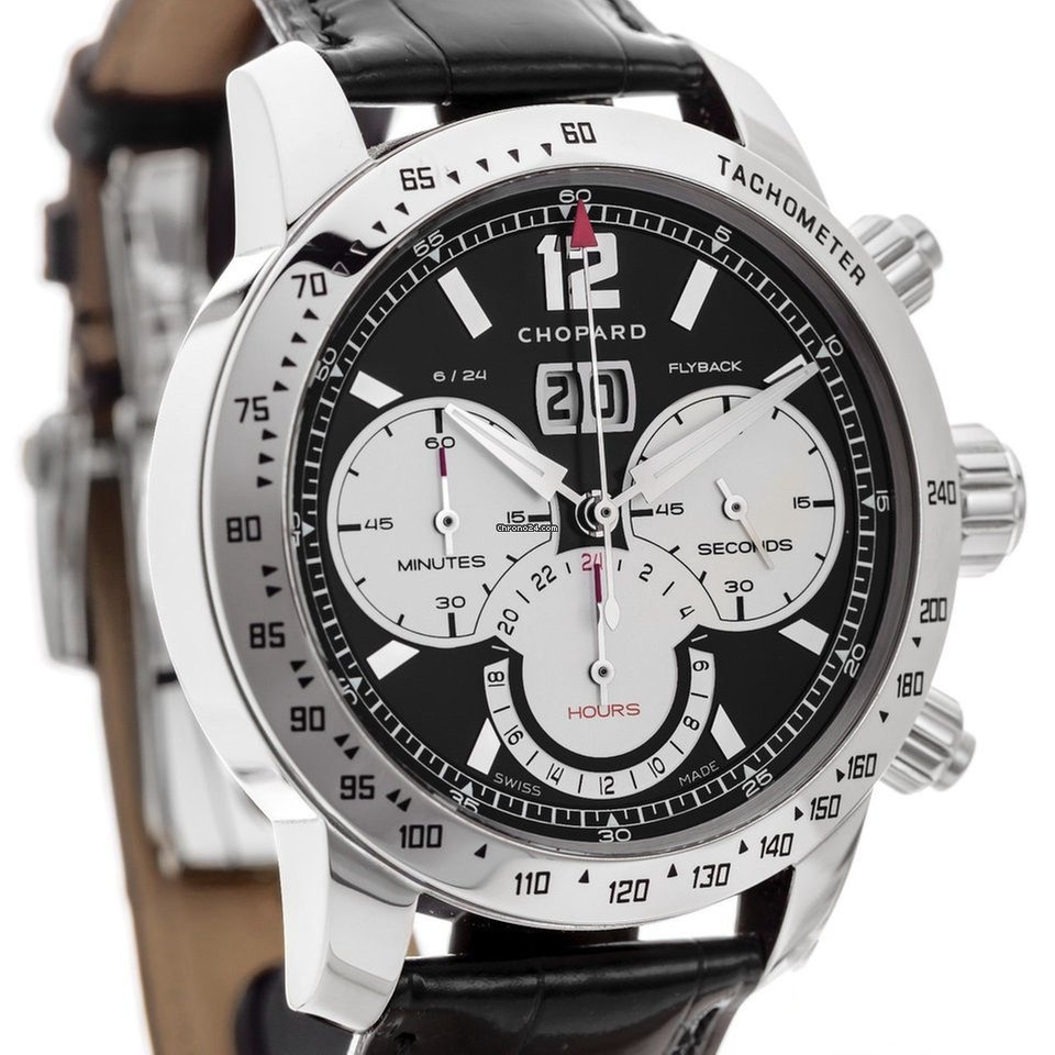 Chopard Mille Miglia Jacky ICKX Edition 4 Limited Edition 1000... for   3,300 for sale from a Seller on Chrono24 e2ad12bfa1ec