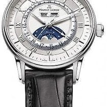 Maurice Lacroix 40mm Masterpiece Moon Phase de Lune Ref....