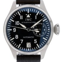 IWC Big Pilot occasion 46mm Acier