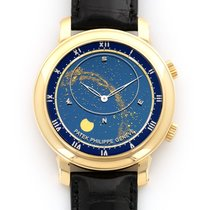 Patek Philippe Celestial Yellow gold 42mm Blue United States of America, California, Beverly Hills