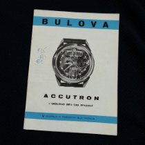 Bulova Parts/Accessories pre-owned