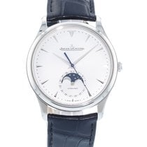 Jaeger-LeCoultre Master Ultra Thin Moon Steel 39mm Silver United States of America, Georgia, Atlanta