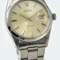 Rolex Oyster Precision Steel 34mm Silver United States of America, Indiana, Carmel