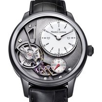 Maurice Lacroix Masterpiece Gravity new Automatic Watch with original box and original papers MP6118-PVB01-130-1