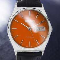 Citizen Steel 34mm Manual winding pre-owned United States of America, California, Beverly Hills
