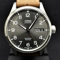 Oris Steel 45mm Automatic 01 752 7698 4063 new