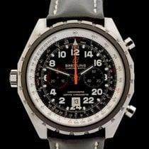 ブライトリング クロノマチック (サブモデル) 新品 2006 自動巻き クロノグラフ 正規のボックスと正規の書類付属の時計 A22360