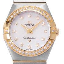 Omega Constellation Quartz 123.25.27.60.55.003 2013 ikinci el