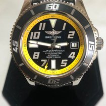 Breitling Superocean 42 Steel 42mm Black Arabic numerals United States of America, Texas, College Station