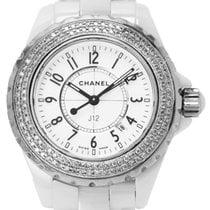 Chanel Women's watch J12 33mm Quartz pre-owned Watch with original box 2006