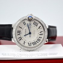 Cartier Ballon Bleu 42mm 3001 Zeer goed Staal 42mm Automatisch