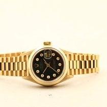 Rolex Lady-Datejust neu Automatik Uhr mit Original-Box und Original-Papieren 69178