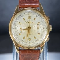 Wyler Vetta Yellow gold 38mm Manual winding pre-owned