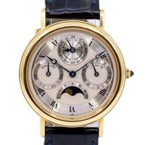 Breguet 3050 Yellow gold 1990 Classique 36mm pre-owned