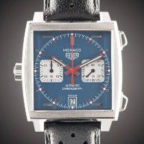 TAG Heuer Monaco Calibre 11 CAW211P 2015 pre-owned
