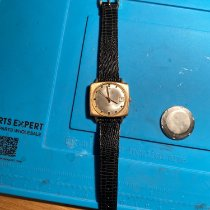Delma Yellow gold 32,8mm Automatic 625122 new
