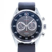 TAG Heuer Carrera Calibre 36 Steel 43mm Grey United States of America, Georgia, Atlanta