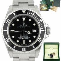 Rolex Sea-Dweller 4000 новые Автоподзавод Часы с оригинальными документами и коробкой 16600