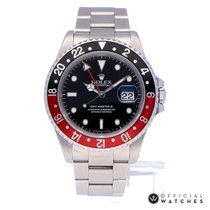 Rolex Automatic Black GMT-Master II