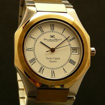 IWC Yacht Club 3311 1981 pre-owned