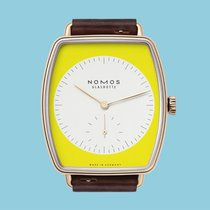 NOMOS Lux 941 New Rose gold 38,5mm Manual winding