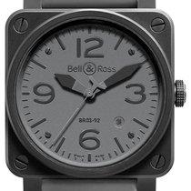 Bell & Ross BR 03 Steel Grey United States of America, New York, Brooklyn