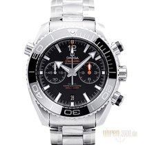 Omega Seamaster Planet Ocean Chronograph 215.30.46.51.01.001 Ungetragen Stahl 45,5mm Automatik