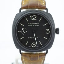 Panerai Radiomir Black Seal pre-owned 44.5mm Ceramic