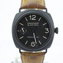 Panerai Radiomir Black Seal pre-owned 44.5mm Ceramic