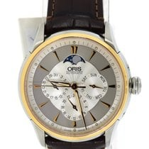 Oris Artix Complication Steel 40mm United States of America, New York, New York