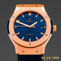 Χίμπλοτ (Hublot) Classic Fusion Blue KING  45mm
