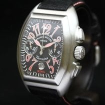 Franck Muller King Chronograph Taormina Titanium Limited...