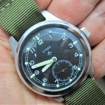 Cyma WWW Dirty Dozen Military Watch | Oversize