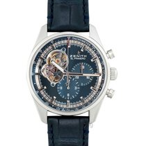 Zenith El Primero Chronomaster Steel 42mm Blue United States of America, California, San Mateo