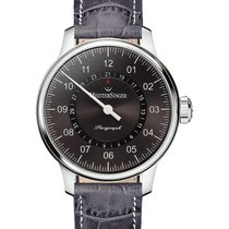 Meistersinger Perigraph AM1007 New Steel 43mm Automatic