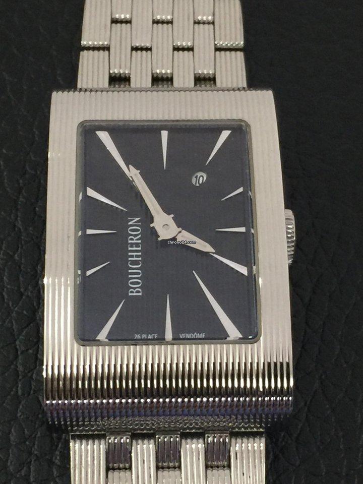 aa900263d77 Boucheron Reflet - Todos os preços de relógios Boucheron Reflet na Chrono24