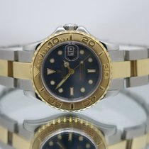 Rolex Yacht-Master pre-owned 29mm Gold/Steel
