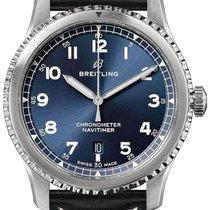 Breitling Chronometer 41mm Automatic new Navitimer 8 Blue