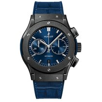 Hublot 521.CM.7170.LR Ceramic 2020 Classic Fusion Blue 45mm new United States of America, Florida, Boca Raton