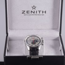 Zenith Steel 42mm Automatic 03.2040.400/69.C494 pre-owned UAE, Abu Dhabi