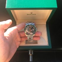 Rolex Submariner Date Steel 40mm Green No numerals Australia, Victoria