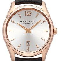 Hamilton Jazzmaster Slim 43mm Silver