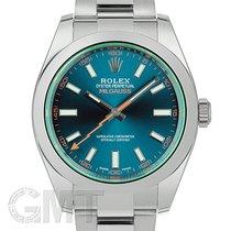 Rolex Milgauss 40mm Blauw